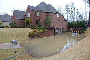 Flood Damage Birmingham AL