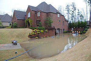Flood Damage Birmingham AL